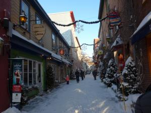 Old Quebec